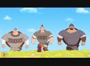 Новая часть серии «Три Богатыря и Наследница престола» уже в кино!