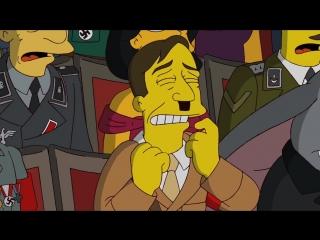 Marge kills Hitler