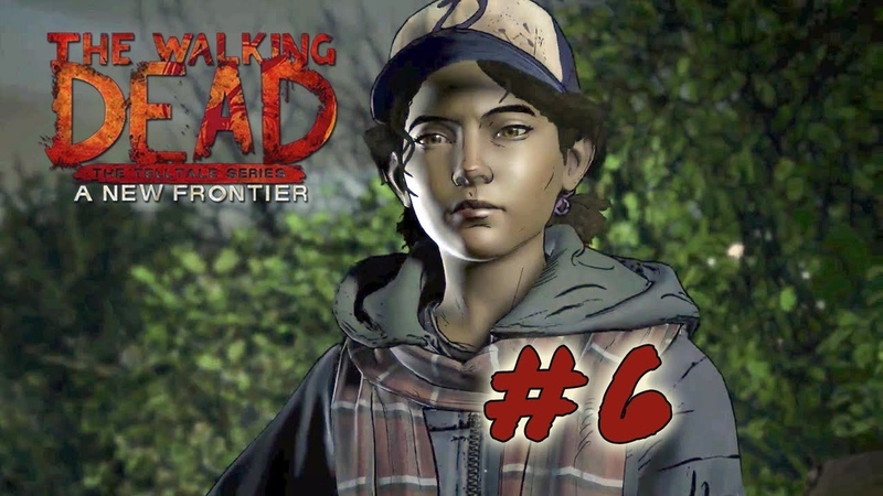 The Walking Dead: A New Frontier ►6 ► Побег