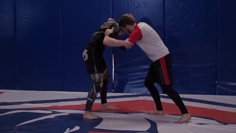 Grappling Kimura Gym Highlight