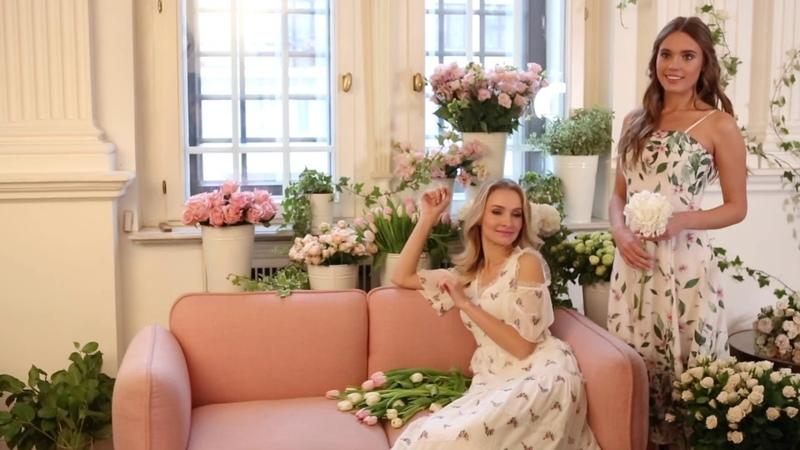 Весенняя коллекция одежды Faberlic