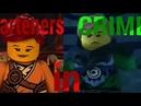 Lego ninjago skylor x morro