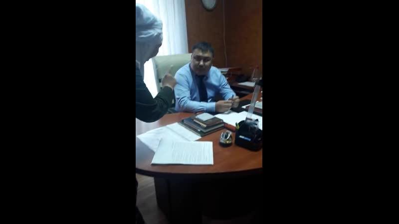 Маңғыстау Мұнайла Ауданы Әкімінің орынбасары
