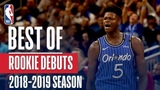 The Top Plays From Rookies in Their NBA Debuts (DeAndre Ayton, Luka Doncic, Mo Bamba and More!) #NBANews #NBA