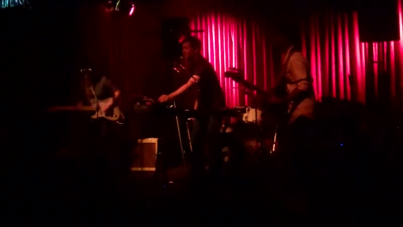 Paradise Animals - Vitamin C (CAN cover) - Silent Shout Oct 20, 2011 Drake Hotel, Toronto