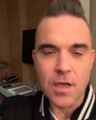 Robbie Williams on Instagram I love Acacia &amp Aaliyah so please help keep them in The X Factor! Get the free app or call the numbers below to cast...