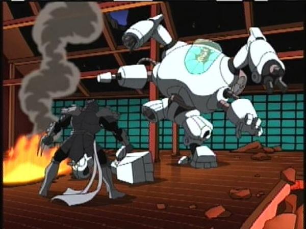 Teenage Mutant Ninja Turtles vs Baxter Stockman