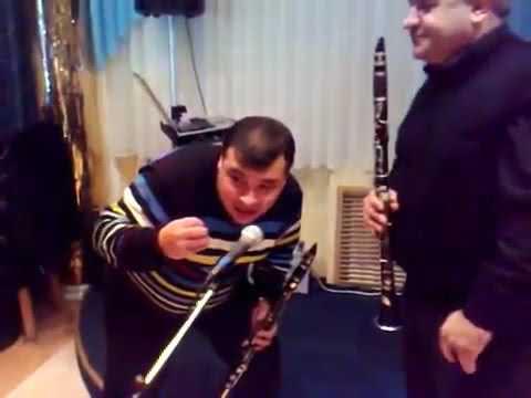 Дуэт бакинских кларнетистов Геннадий Акопян и Вовчик Арменикендский