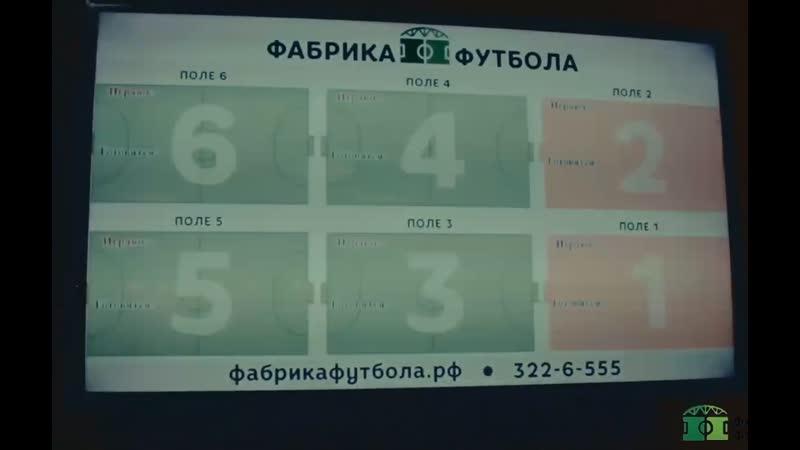 МАТЧ Football Spb Club - Лидеры России в Фабрике Футбола
