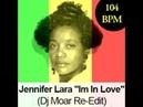 Jennifer Lara - Im In Love Dj Moar Re-Edit