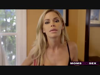 Cumming on my hot step moms big tits [babe, big tits, blonde, blowjob, hardcore, milf, pornstar, pov, step fantasy, hd]