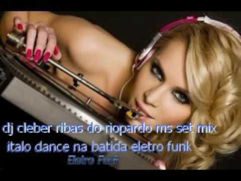 Italo dance na batida eletro funk