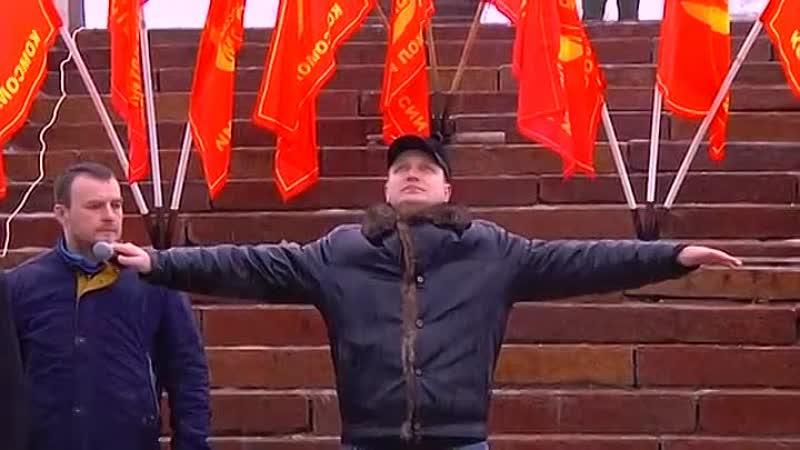 Шоумен Всея Руси Олег Лихачев подал в суд на Путина