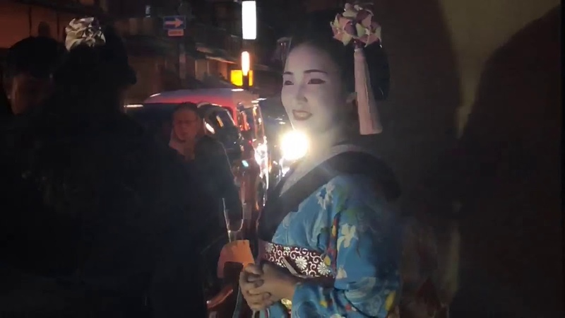 Ep 21 Geishaspotting In Search Of Geisha in the Gion District of Kyoto Japan