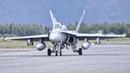 USMC F/A-18 Hornets • Air Combat Exercise Red Flag Alaska