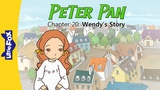 Peter Pan 20 Wendy's Story Level 6 By Little Fox