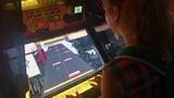 music games machine on Akihabara street. Tokyo #coub, #коуб