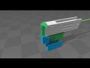 Split Gearbox 3Dprint
