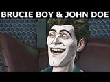 Brucie Boy &amp John Doe As Good Friends - BATMAN Season 2 The Enemy Within Episode 3 Fractured Mask