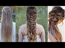 Easy Hairstyle Transformations Tutorial 😱 Beautiful Hairstyle For Girl 6