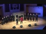 И грузин мы тоже очень любим!) Немсадзе. «Алило» («Аллилуйя»), грузинская рождественская песня. #Валаамцы