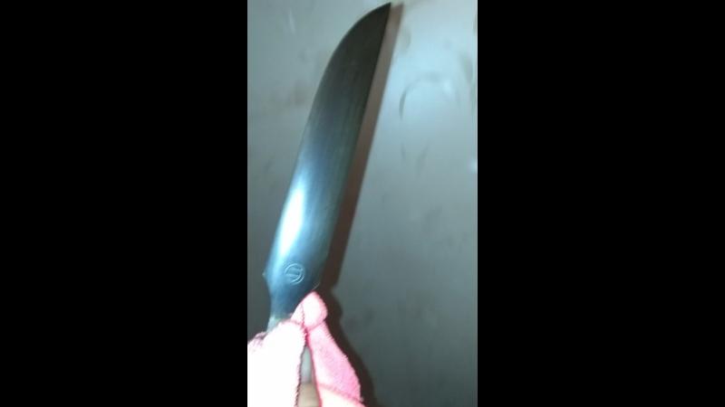 воронение ржавым лаком