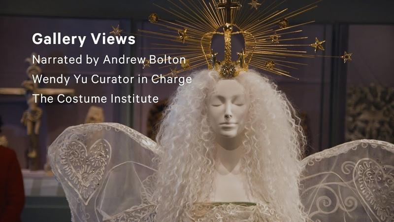Heavenly Bodies: Fashion and the Catholic Imagination (2018)