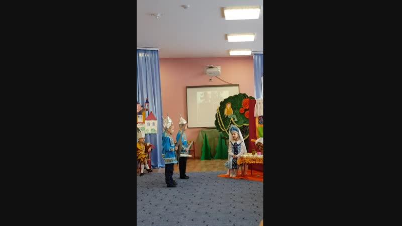 8)Пушкинская неделя. 15.02.19