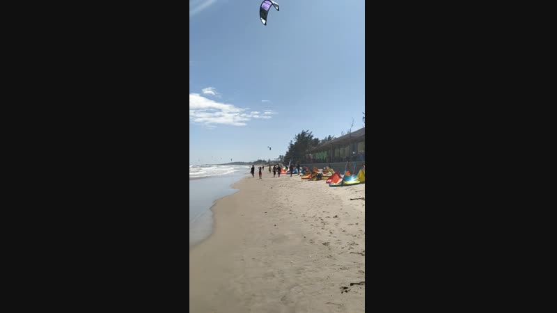 пляж Малибу Вьетнам