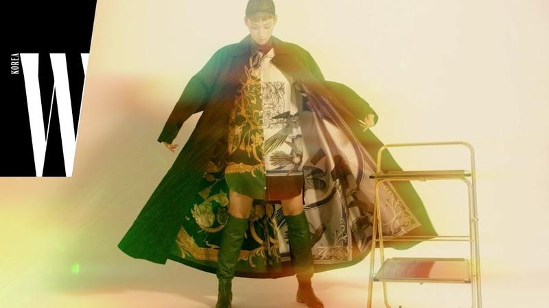 우아하고 모던한 동시대 여성을 그리는 살바토레 페라가모 by W Korea