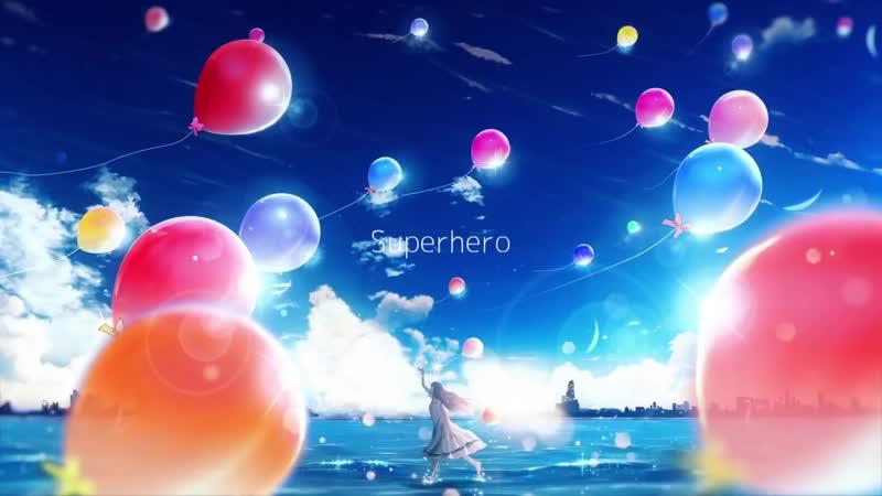 Vocaloid【Guiano ft. IA】- Superhero [rus sub]