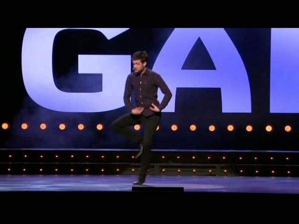 Jack Whitehall on C4s Comedy Gala