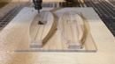 Фрезеровка дерева на станке с ЧПУ / cnc woodworking