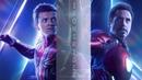 Avengers ♛ Tony Stark Peter Parker ♛ Take Me Home