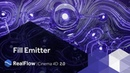 RealFlow | Cinema 4D 2.0: Fill Emitter