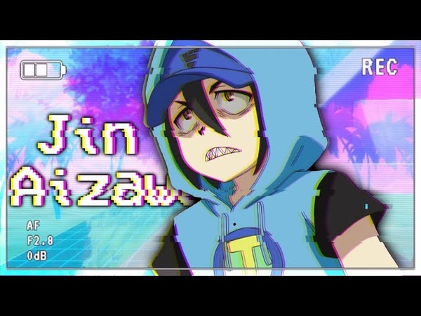 「Beyblade Burst God」 FNaF Remix Jin Aizawa HD KayaenStage2