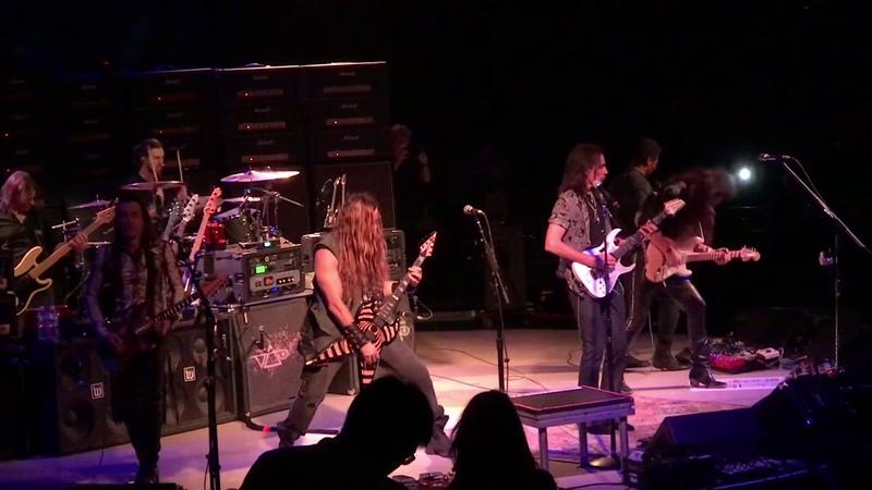 Bohemian Rhapsody - Steve Vai, Yngwie Malmsteen, Nuno Bettencourt, Zakk Wylder Tosin Abasi 12/4/18