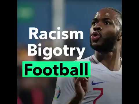 RACISM AND BIGOTRY IN FOOTBALL IS NOTHING NEW