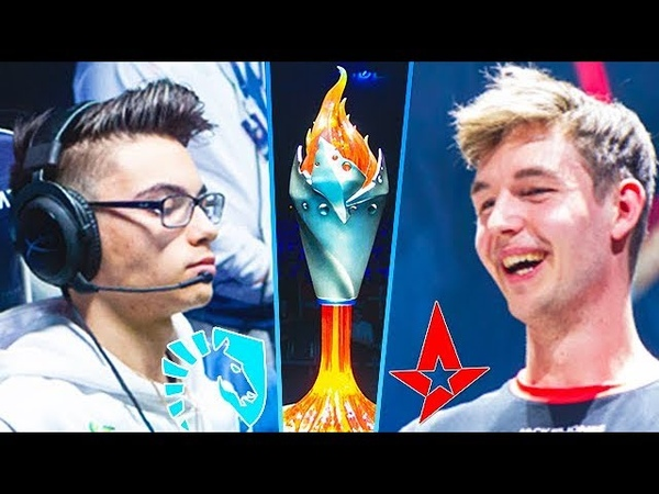 1 Astralis Look To Go 1 Again!? Vs Team Liquid! ECS S5 Finals...