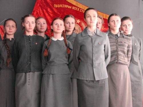 В школе на 2-й Хуторской встретятся «комсомольцы»