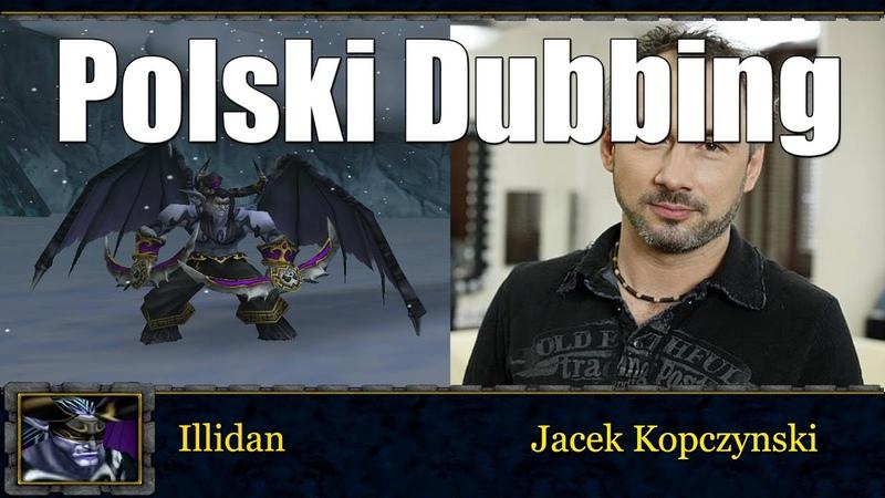 Польская озвучка Warcraft 3
