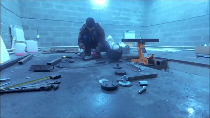 Траверса подъёмник для ямы своими руками pit lift nhfdthcf gjl]`vybr lkz zvs cdjbvb herfvb pit lift