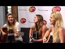 Runaway June 'Wild West' Live in the Lobby