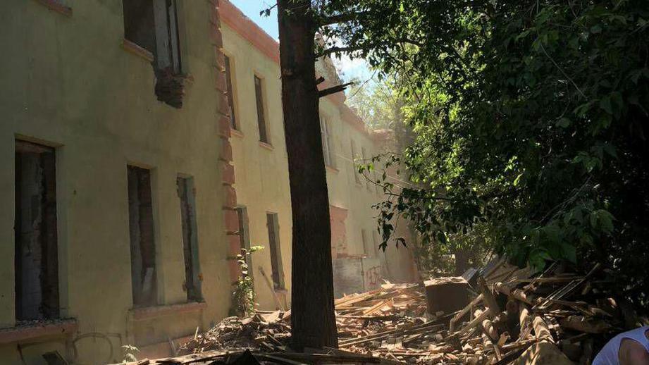 Реконструкция хирургического корпуса началась в Дмитровской больнице