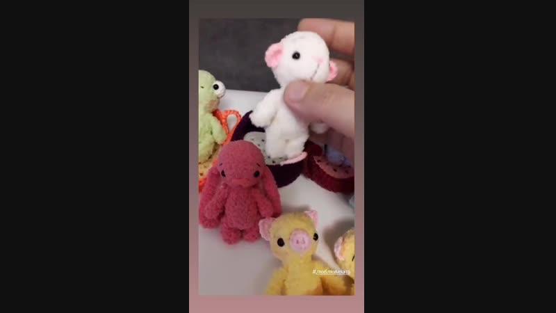 Крошки в лукошке