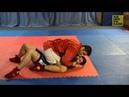 How to easily BREAK someone's knee from full mount - Knee Crank / Hip Lock
