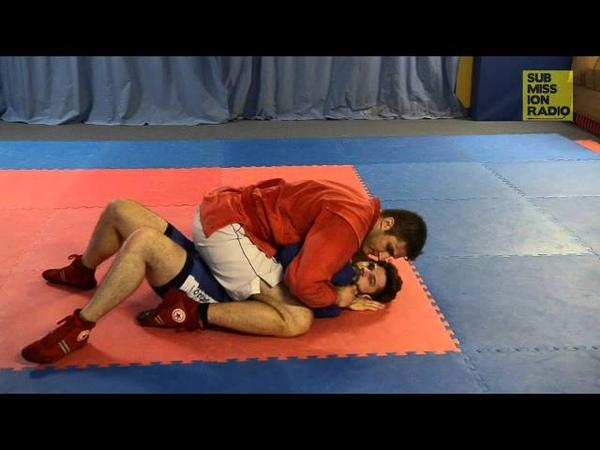 How to easily BREAK someones knee from full mount - Knee Crank Hip Lock