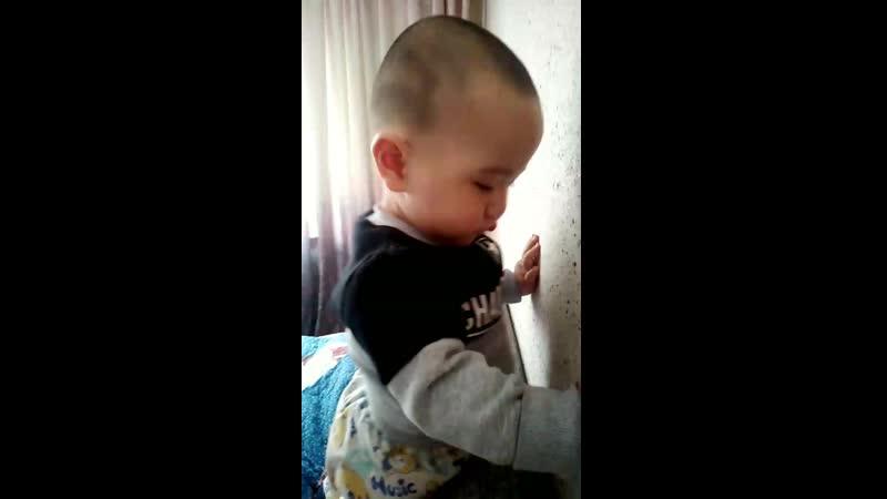 Племянник сладкий😍🤗👼