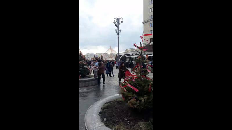 Всем благословенного воскрессного дня Москва красная площадь и масленица 😄😊🌞🌞🌞🙏💪