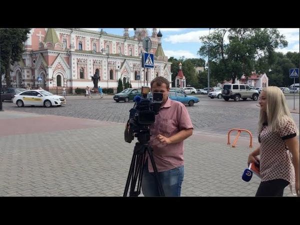Меня интервьюировали беларусские новости!! Беловежская Пуща
